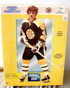 Bobby Orr starting lineup 1st edition figure, 12 inch,