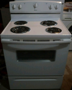 """AMANA 30"""" ELECTRIC STOVE FOR SALE!!"""