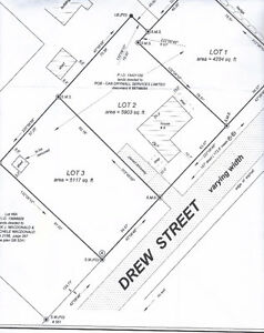 Make an Offer on this Building Lot in Desired Area in Glace Bay