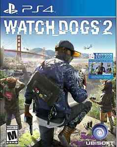 PS4 - Watch Dogs 2 (used)