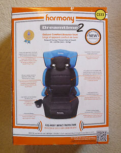 Harmony Dreamtime 2 Child Booster Seat - New