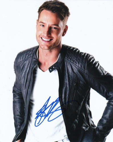 JUSTIN HARTLEY.. This Is Us - SIGNED