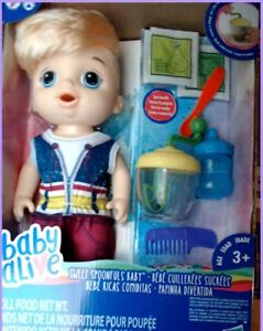 Baby Alive male doll