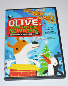 Olive, The Other Reindeer - DVD
