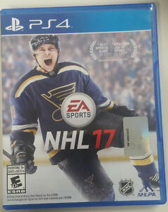 NHL17 - for PS4