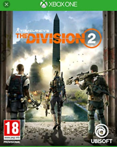 looking for a digital code of division 2 for xbox one