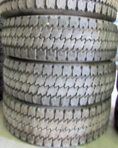 Michelin XDS2 Tires 19.5 INCH-245/70/19.5=65-95% THESE ARE 4 TIR