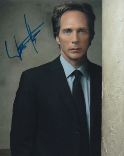 WILLIAM FICHTNER.. Prison Break - SIGNED
