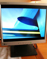 Free Monitor (or card protector donation)