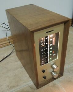 Very Rare Vintage Armaco Model T-510 Tuner Circa Early 1970's