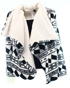 WOMEN'S AZTEC FLEECE CARDIGAN - LIKE NEW - MOVING SALE!