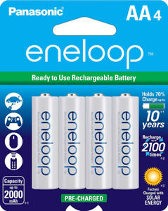 batteries envelop AAA or AA SEALED BRAND NEW w Charger