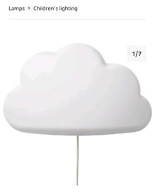 Ikea Cloud wall light