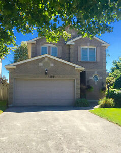 Lovely Detached and Upgraded Home In Pickering