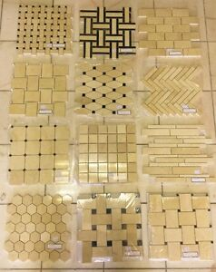 GLASS, TILES AND PORCELAIN MOSAIC. FREE DELIVERY!!!