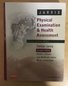 Physical Examination and Health Assessment 2nd Canadian ED