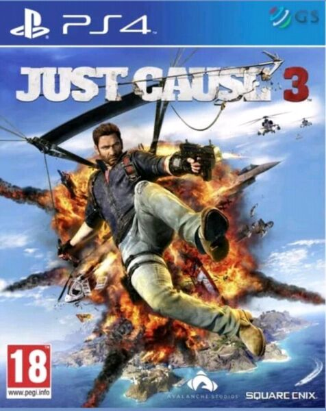 Just Cause 3 on PS4