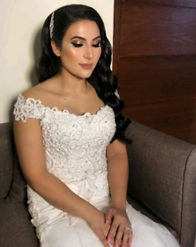 Bridal, party, prom makeup and hairstyles