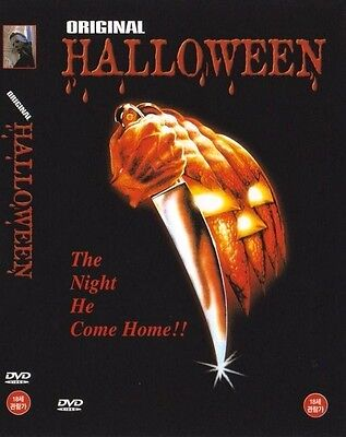 Halloween Original (1978) New Sealed DVD John Carpenter - Halloween Dvds