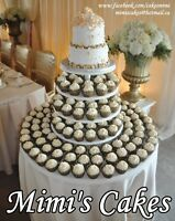 Mimi's wedding cupcakes-Openings available August-October 2017