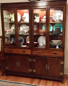 China Cabinet  - Andrew Malcolm - Made in Canada