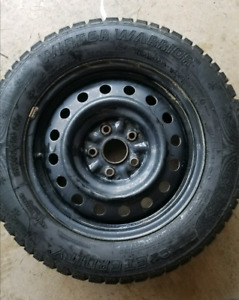 Winter tires 215/60R16