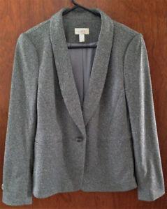 Ann Taylor 'Loft' Designer Career Jacket/Blazer