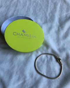 Chamilia Braclet and Charms