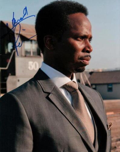 HAROLD PERRINEAU.. Sons Of Anarchy's Damon Pope - SIGNED