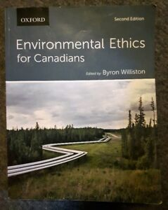 Environmental Ethics for Canadians, 2nd ed