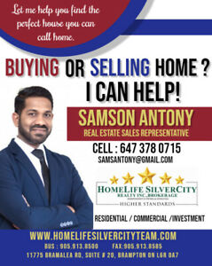 Buying or selling Home ?