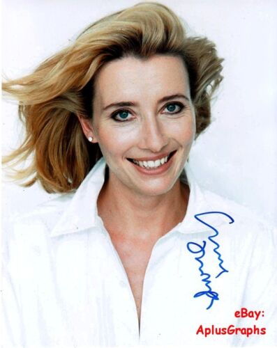 EMMA THOMPSON.. Alluring Actress - SIGNED