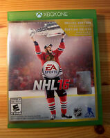NHL 16 for Xbox One (XB1)