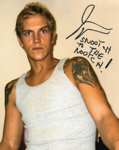 2 x Jason Mewes Autographed photos WIth Proof