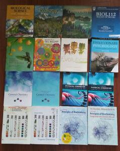 HUGE TEXTBOOKS LOT FOR UBC, SFU, BCIT, LANGARA, KWANTLEN,DOUGLAS