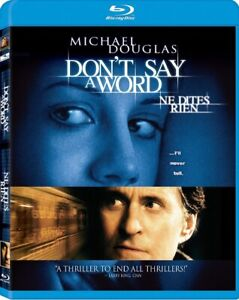 Blu-ray - Don't Say A Word - New and Unopened