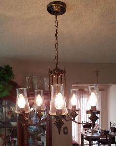 Antique Chandelier Chandelier | Buy or Sell Indoor Home Items in ...