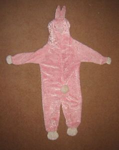 Toddler's Rabbit Costume - one size (18 mos to 2/3 year old?) Strathcona County Edmonton Area image 2