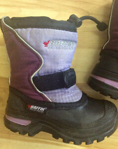 Girls Size 9 Baffin Winter Boot