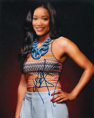 Keke Palmer   Scream Queens Zayday Williams   Signed