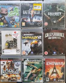 PS3 Games (Various)
