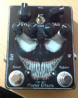 Master Effects - Custom Made pedals right here in Calgary!