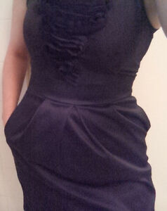 Little Black Dress - With pockets!