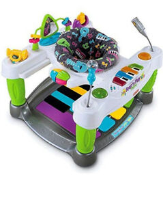 Piano 4-en-1 Step 'N Play de Fisher-Price