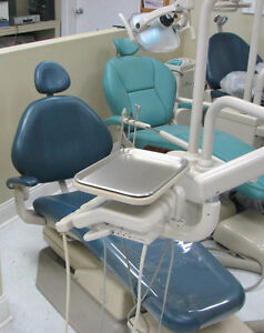 Dental Chair Light Compressor Vacuum Hygiene Used Upholstery Peterborough Peterborough Area image 3