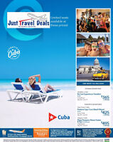 Cuba vacations from $365 - September departures