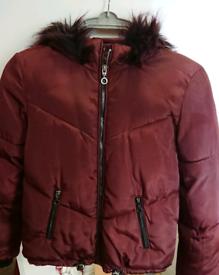 Girls coat 9 to10 years