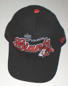 San Francisco Giants New Era 9Forty Youth or Womens Cap London Ontario image 1