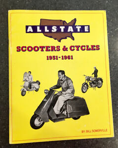 Allstate Scooters and Cycles 1951-1961