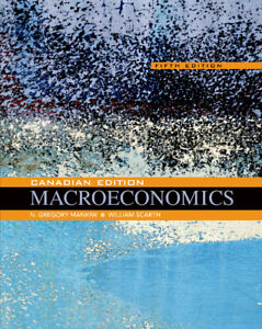 MACROECONOMICS: Canadian Fifth Edition with Student Guide